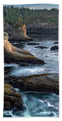 Cape Flattery Beach Towel