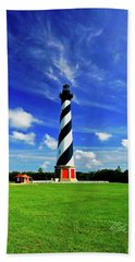 Cape Hatteras Lighthouse Beach Sheet