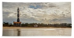 Cape Lookout Lighthouse No. 3 Beach Towel