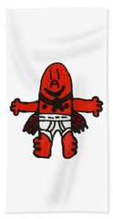 Captain Underpants Beach Towel