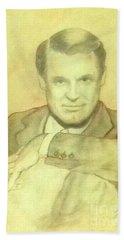 Cary Grant Beach Sheet