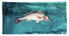 Channel Bass - Digital Remastered Edition Beach Towel