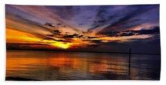 Charleston Gold Beach Towel