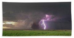 Beach Towel featuring the photograph Chasing Naders In Nebraska 017 by Dale Kaminski