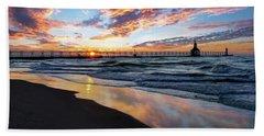 Chasing The Dream Beach Towel