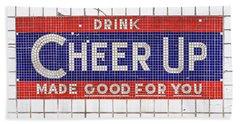 Cheer Up Beach Sheet
