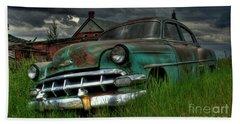 Chevy  Bel Air Beach Sheet