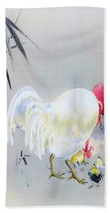 Chickens And Chicks - Digital Remastered Edition Beach Towel