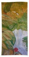 Childhood River Survival Beach Towel