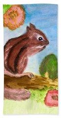 Chipmunk By Dee Beach Sheet