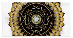 Circumplexical No 3511 Beach Towel