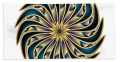 Circumplexical No 3611 Beach Towel