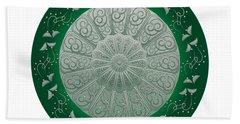 Circumplexical No 3690 Beach Towel