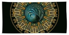 Circumplexical No 3726 Beach Towel