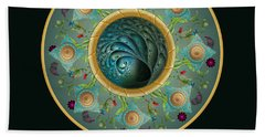 Circumplexical No 3730 Beach Towel