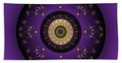 Circumplexical No 3817 Beach Towel