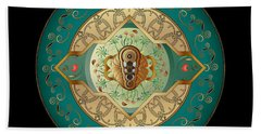 Circumplexical No 3838 Beach Towel