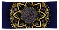 Circumplexical No 3991 Beach Towel
