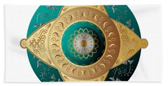 Circumplexical No 4064 Beach Towel