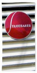 Classic Studebaker Logo Beach Towel