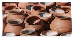 Clay Pots  For Sale In Chatikona  Beach Towel