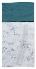 Clear And Bright Beach Towel