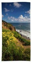 Cliffside Beach Towel