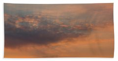 Beach Towel featuring the photograph Cloud-scape 4 by Stewart Marsden