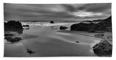 Coastal Light Iv Beach Towel
