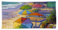 Colors Of Crystal Cove Beach Towel