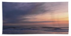 Beach Towel featuring the photograph Colors Of Dawn by John M Bailey