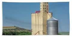 Columbia County Elevator Beach Towel