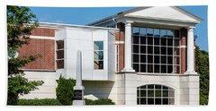Columbia County Main Library - Evans Ga Beach Towel