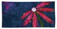 Coneflower Confection Beach Sheet