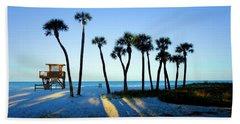 Coquina Palms Beach Towel