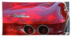 Corvette - 1963 Beach Towel