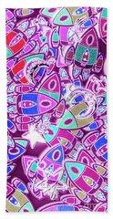 Cosmic Creativity Beach Towel