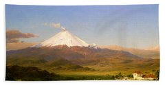 Cotopaxi 2 - Digital Remastered Edition Beach Towel