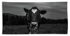 Cow Beach Towel