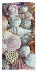Creatures Of The Sea Beach Towel