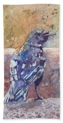 Crow Beach Towel