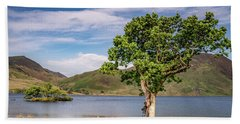 Crummock Water View Beach Sheet