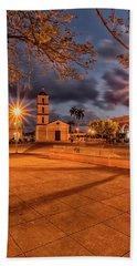 Cuban Dawn Beach Sheet
