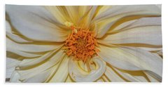 Dahlia Summertime Beauty Beach Sheet
