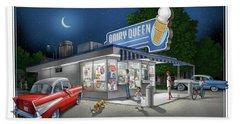 Dairy Queen Beach Sheet