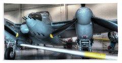 De Havilland Mosquito Dh-98 Beach Towel