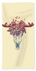 Dead Summer Beach Towel