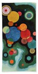 Deepened Impulse, Vertiefte Regung, 1928 Beach Towel