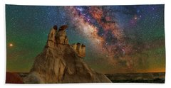 Desert Castle Beach Sheet