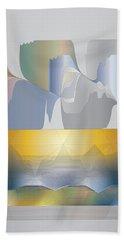 Desert Filter Box Beach Sheet